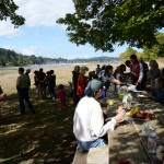 Fall Picnic @ Armour's Beach | British Columbia | Canada