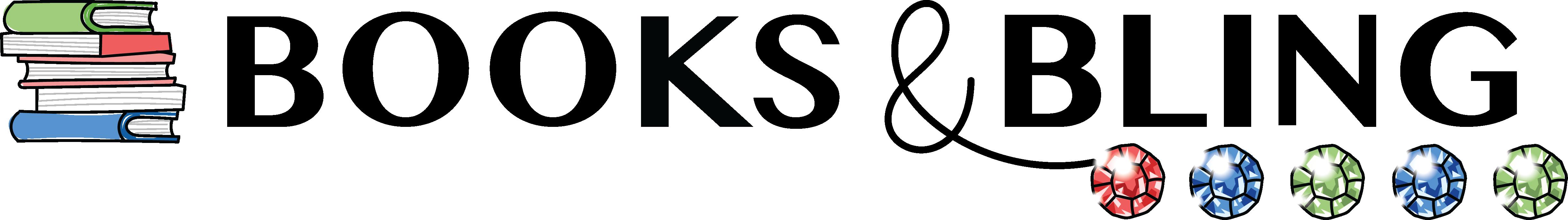 books & bling logo