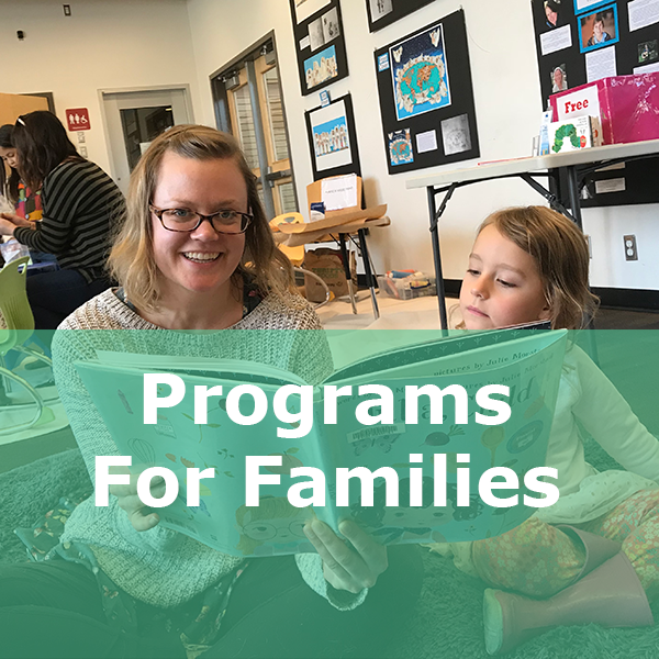 programs for families button
